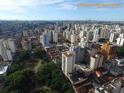 Foto drone cidades